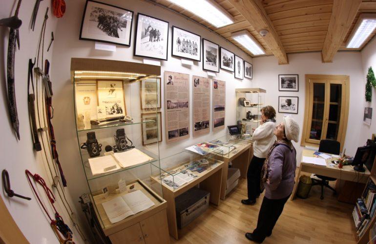 Múzeum v Tatrách ukazuje, ako vznikali 3D fotky pred 60-timi rokmi